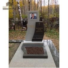 Памятник с фотокерамикой №17 — ritualum.ru