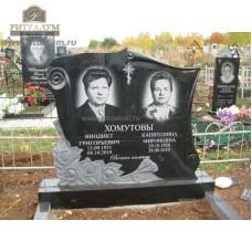 Памятник из гранита 337 — ritualum.ru